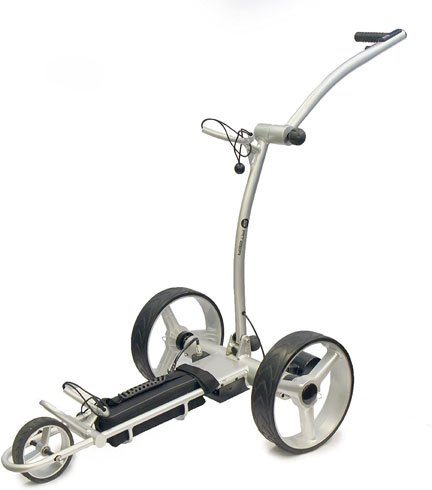Best Electric Golf Push Carts That Follow You 43